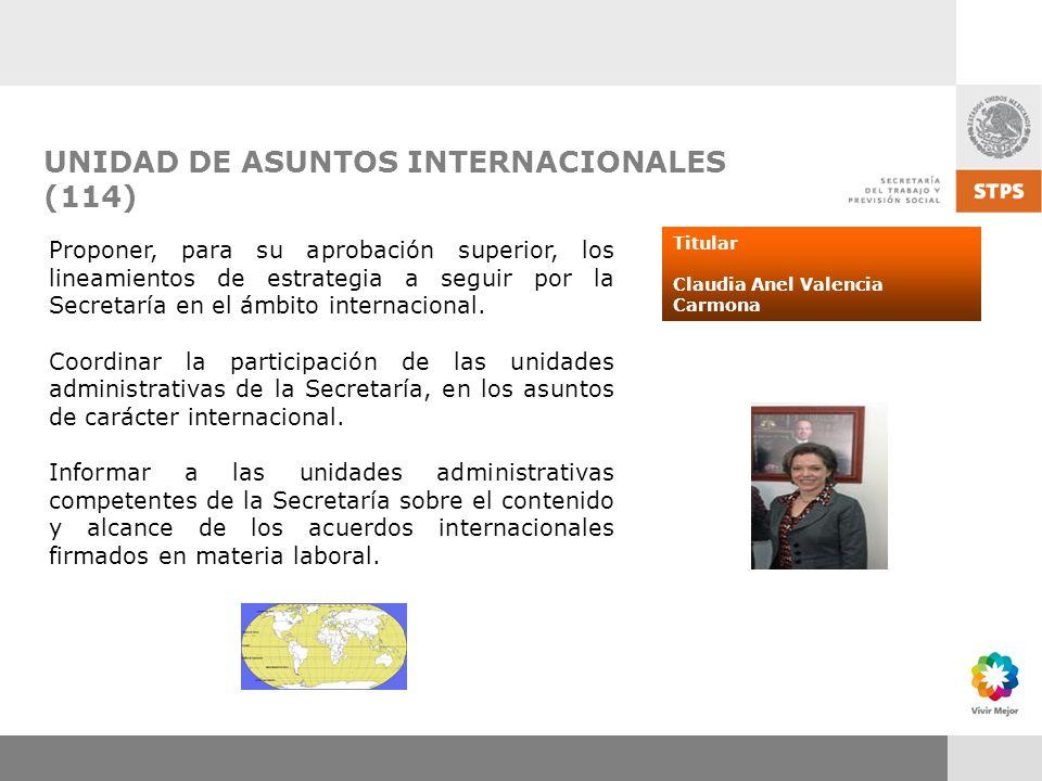 UNIDAD DE ASUNTOS INTERNACIONALES (114)