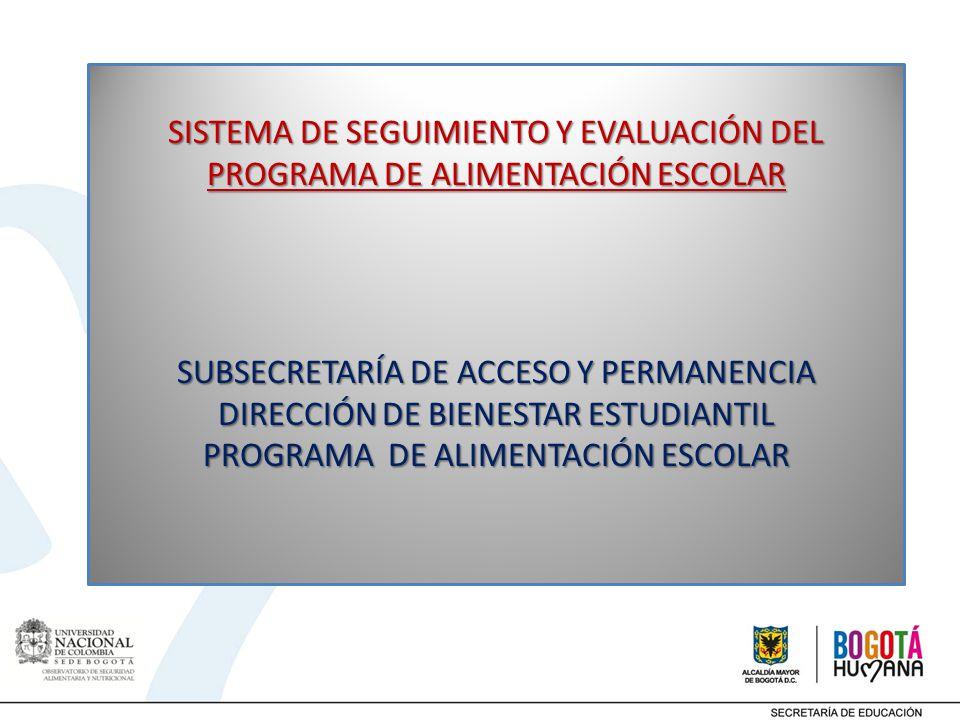 SUBSECRETARÍA DE ACCESO Y PERMANENCIA