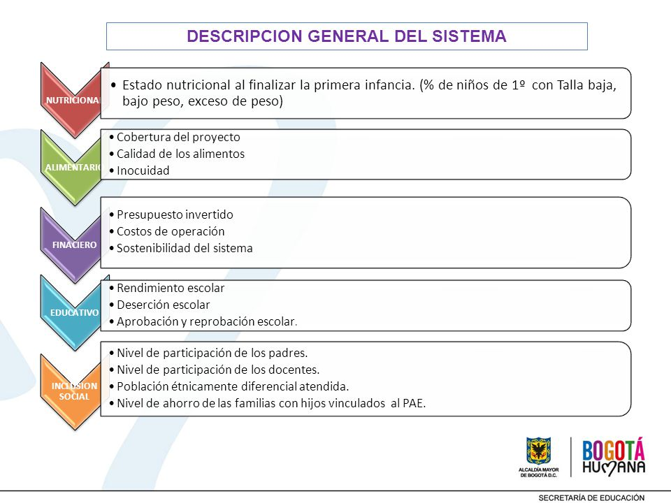 DESCRIPCION GENERAL DEL SISTEMA