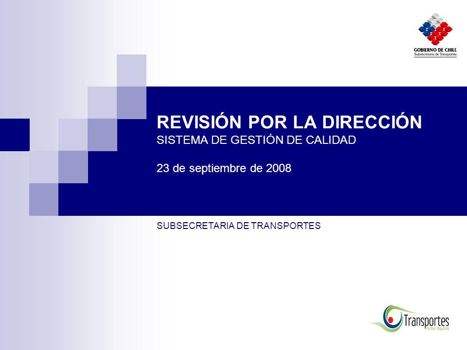 SUBSECRETARIA DE TRANSPORTES