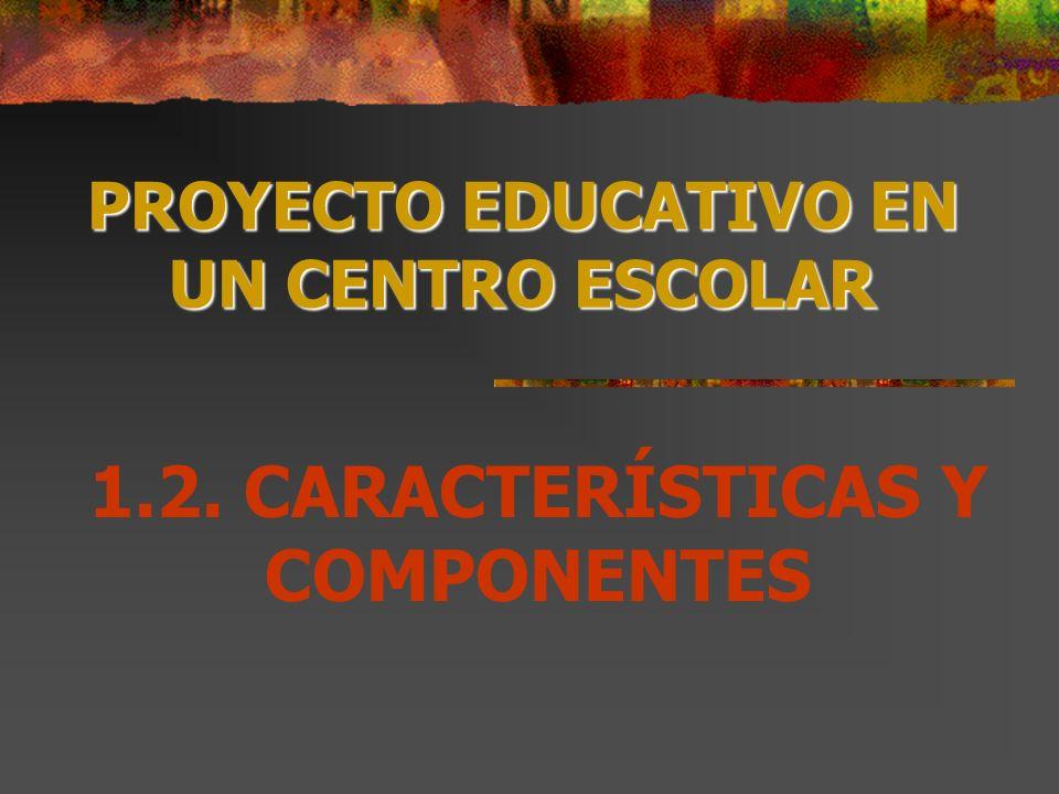 1.2. CARACTERÍSTICAS Y COMPONENTES