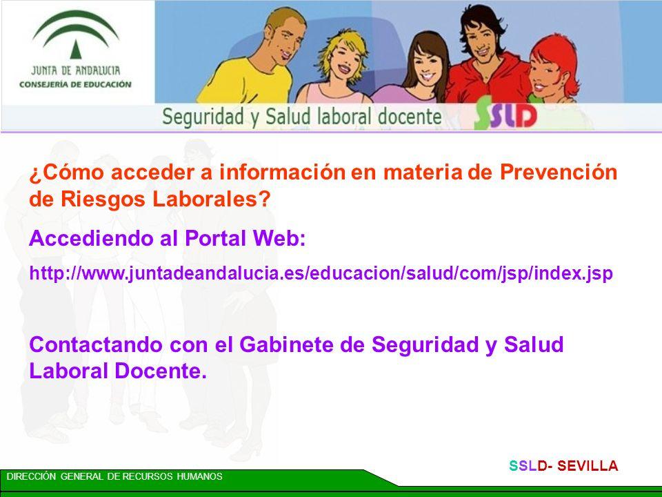 Accediendo al Portal Web: