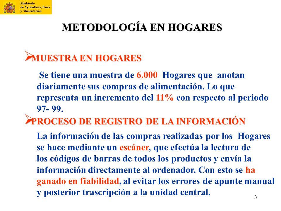METODOLOGÍA EN HOGARES