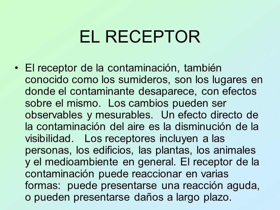 EL RECEPTOR
