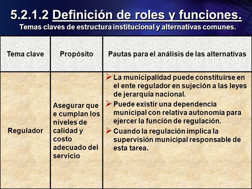 5.2.1.2 Definición de roles y funciones.