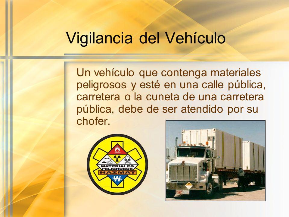 Vigilancia del Vehículo