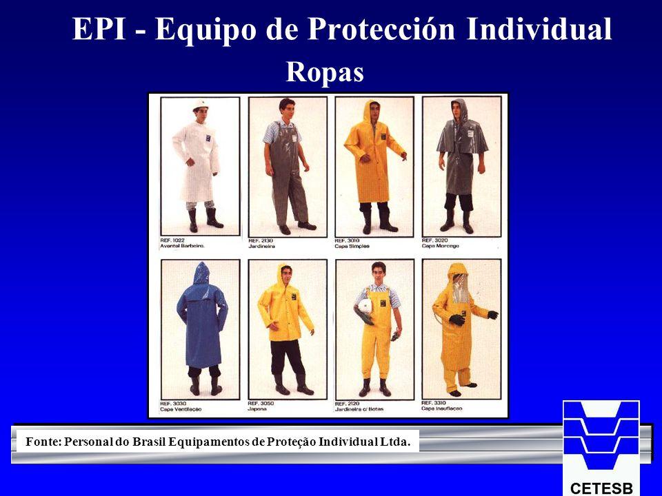 EPI - Equipo de Protección Individual