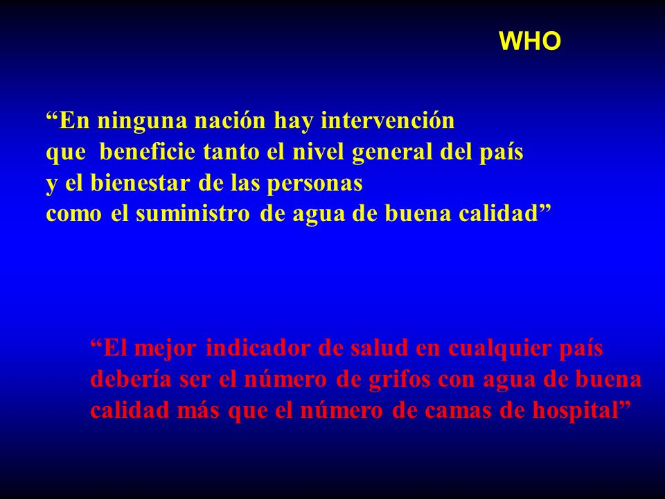 WHO En ninguna nación hay intervención. que beneficie tanto el nivel general del país. y el bienestar de las personas.
