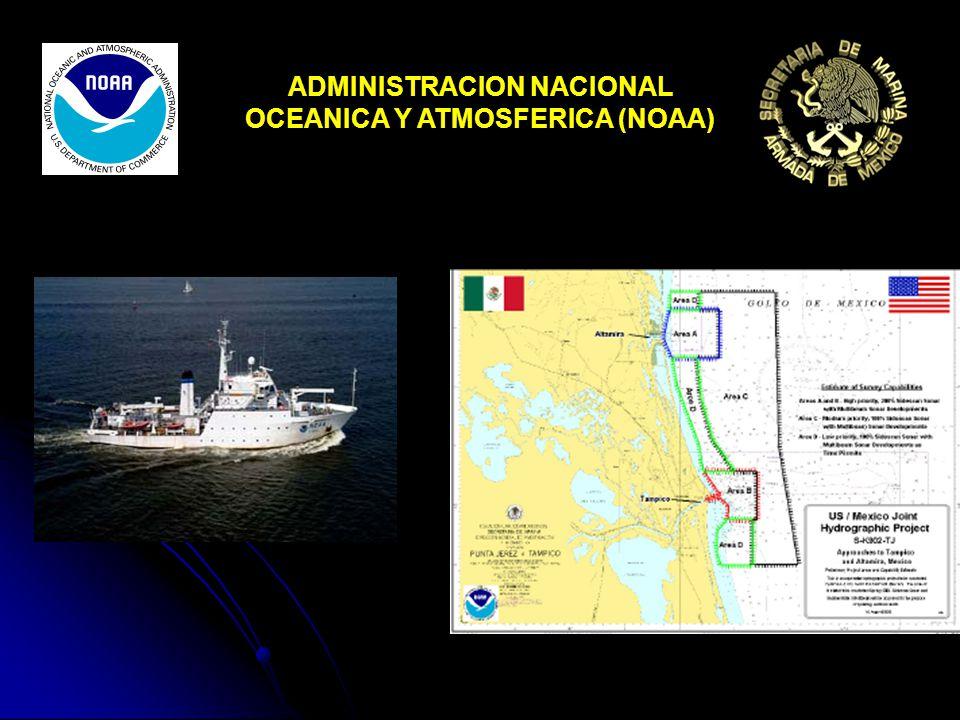 ADMINISTRACION NACIONAL OCEANICA Y ATMOSFERICA (NOAA)