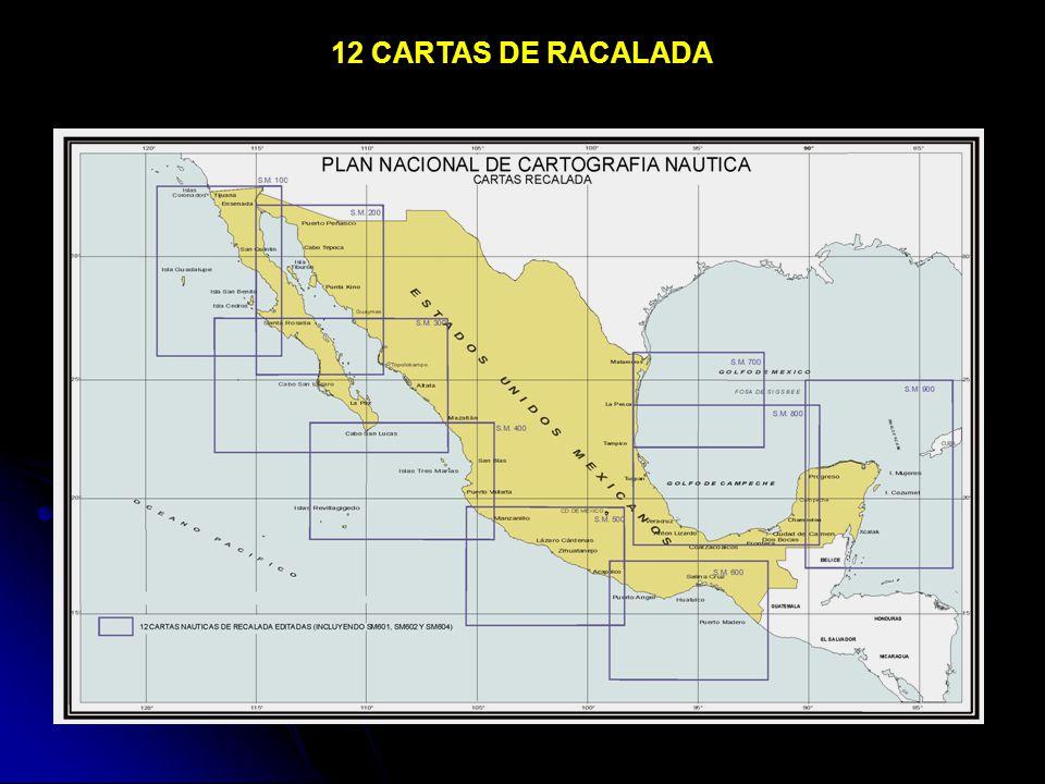 12 CARTAS DE RACALADA