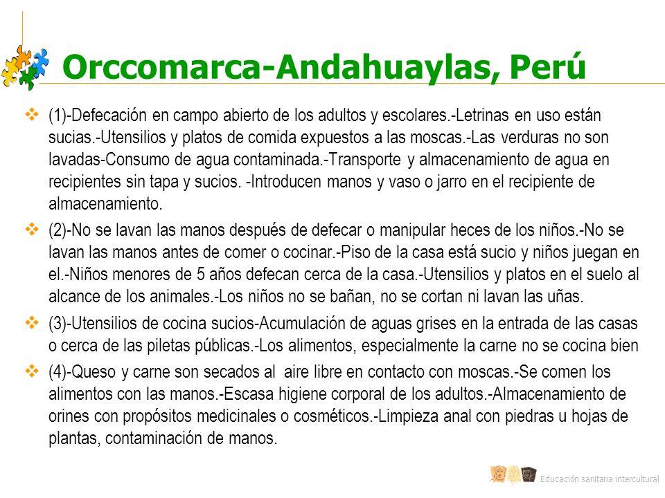 Orccomarca-Andahuaylas, Perú
