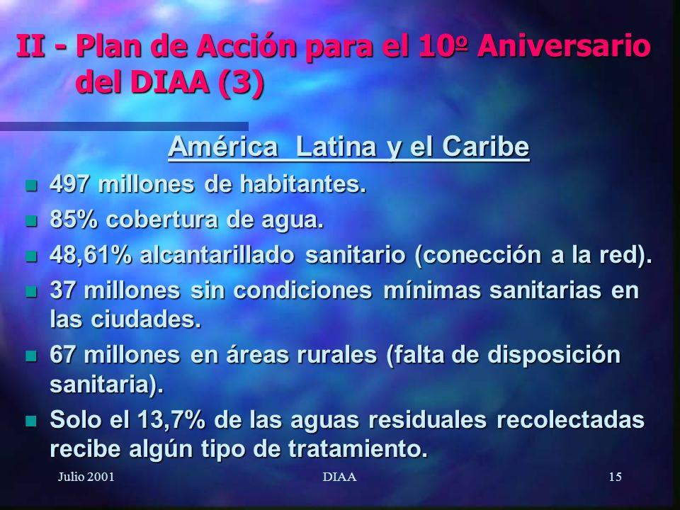 II - Plan de Acción para el 10o Aniversario del DIAA (3)