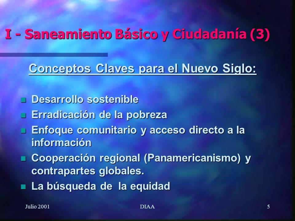 I - Saneamiento Básico y Ciudadanía (3)