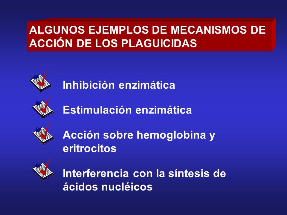 ALGUNOS EJEMPLOS DE MECANISMOS DE