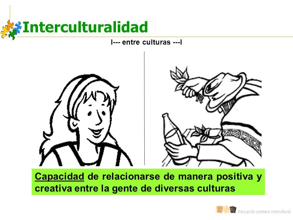 I--- entre culturas ---I