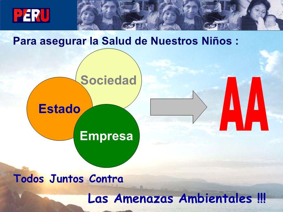 Las Amenazas Ambientales !!!