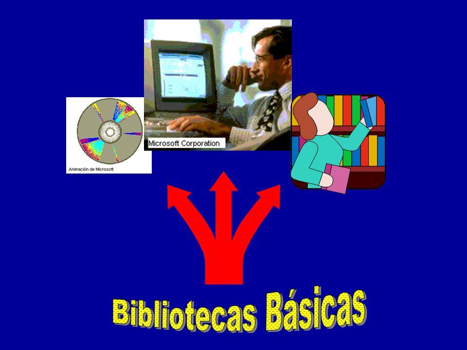 Bibliotecas Básicas