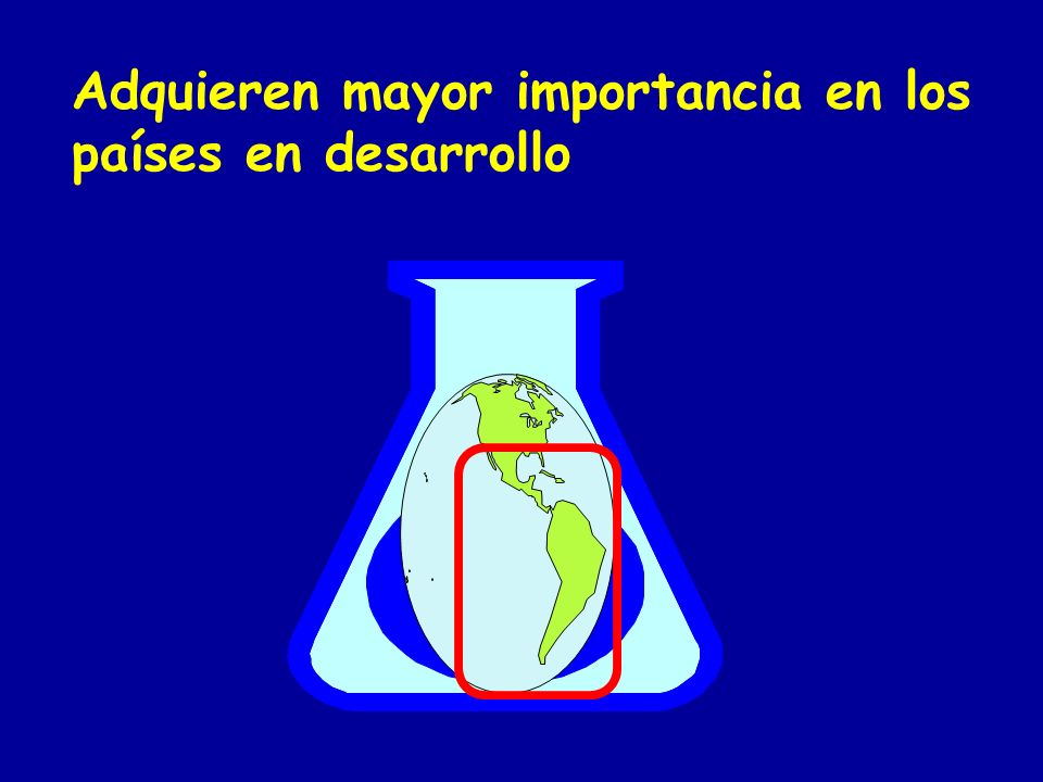 Adquieren mayor importancia en los