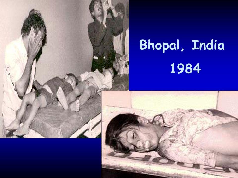 Bhopal, India 1984