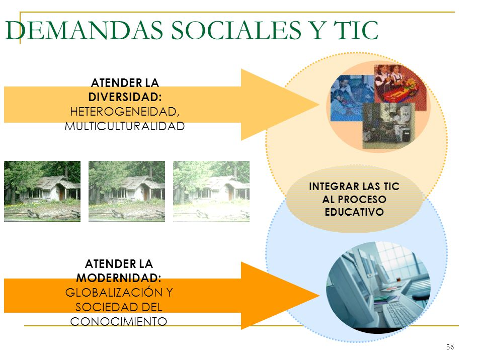 DEMANDAS SOCIALES Y TIC