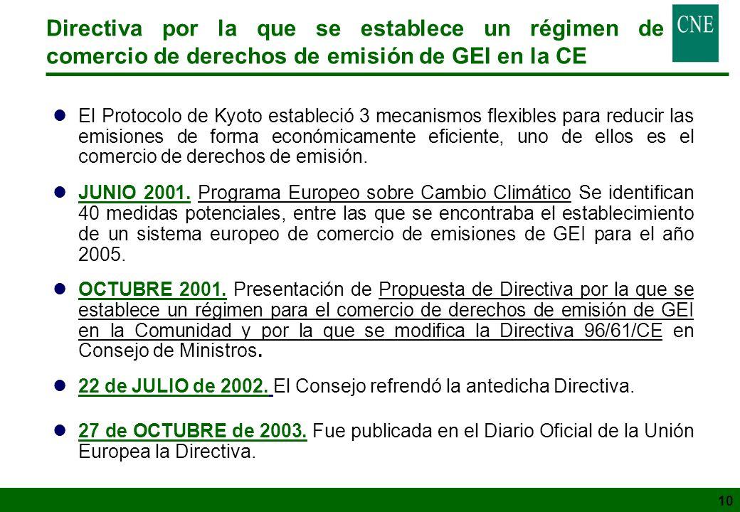 22 de JULIO de 2002. El Consejo refrendó la antedicha Directiva.