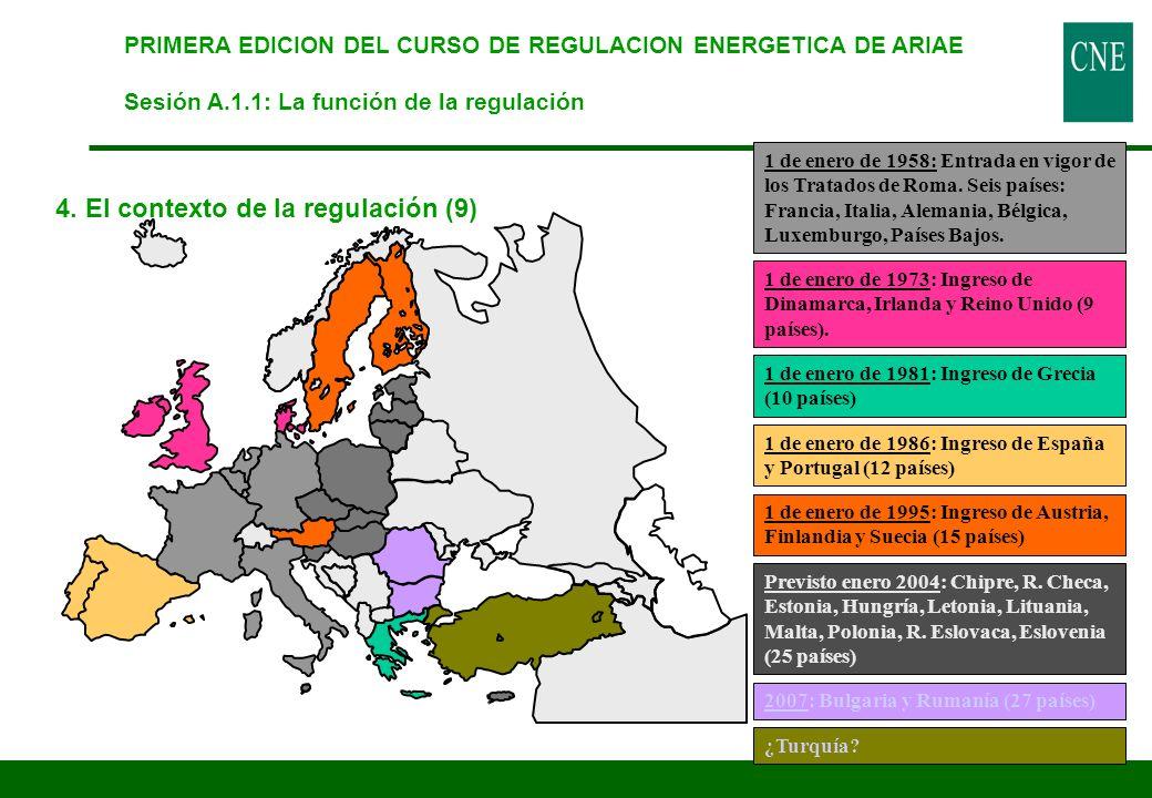 4. El contexto de la regulación (9)
