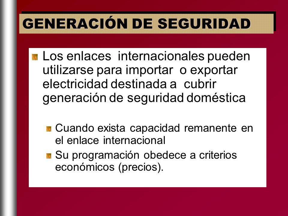 GENERACIÓN DE SEGURIDAD