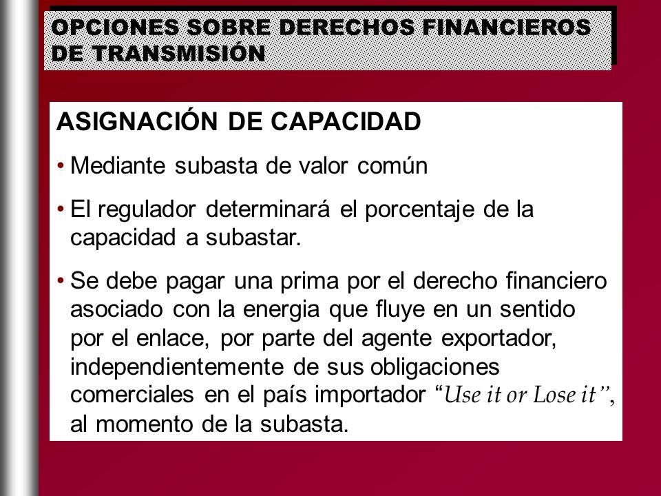 ASIGNACIÓN DE CAPACIDAD