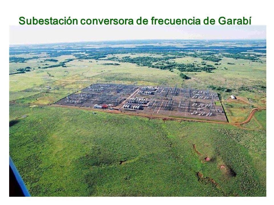Subestación conversora de frecuencia de Garabí