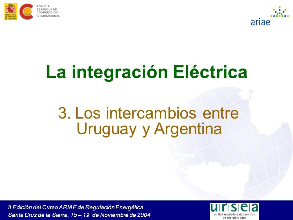 La integración Eléctrica