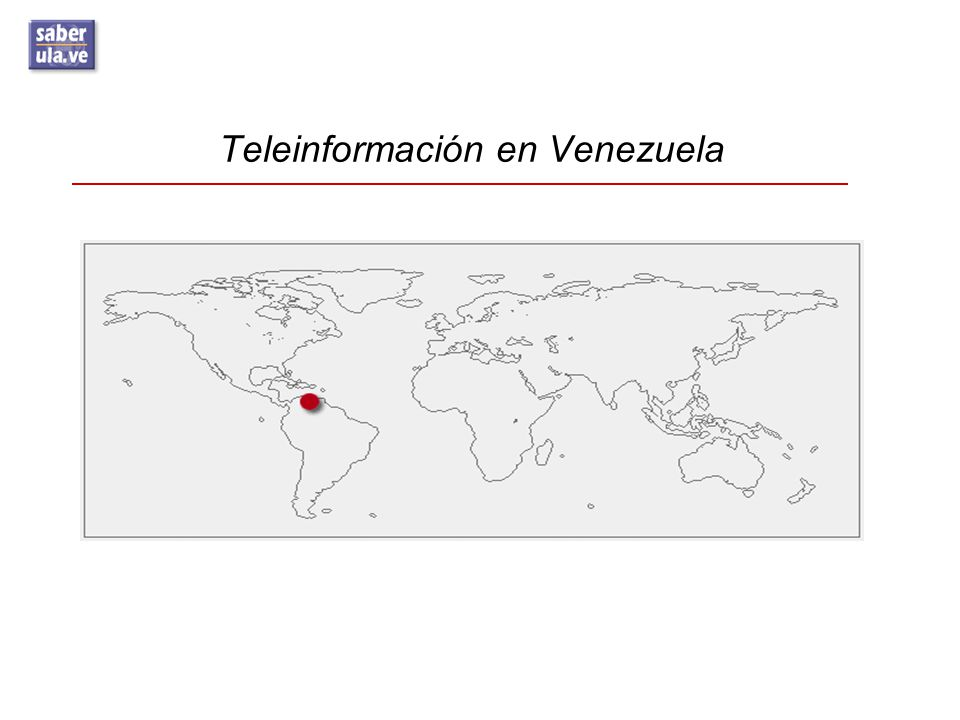 Teleinformación en Venezuela