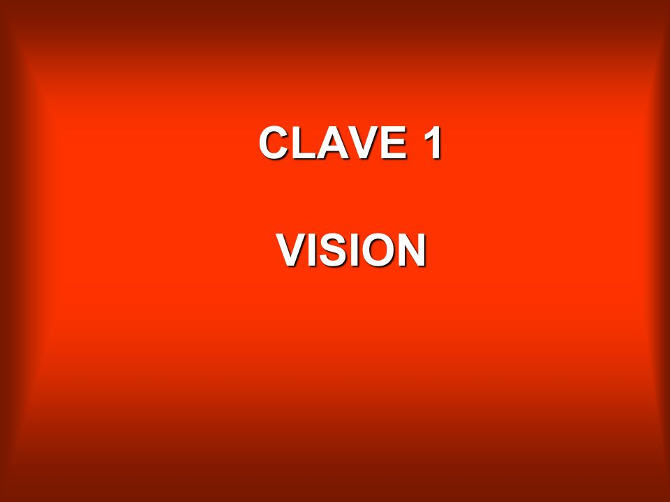 CLAVE 1 VISION