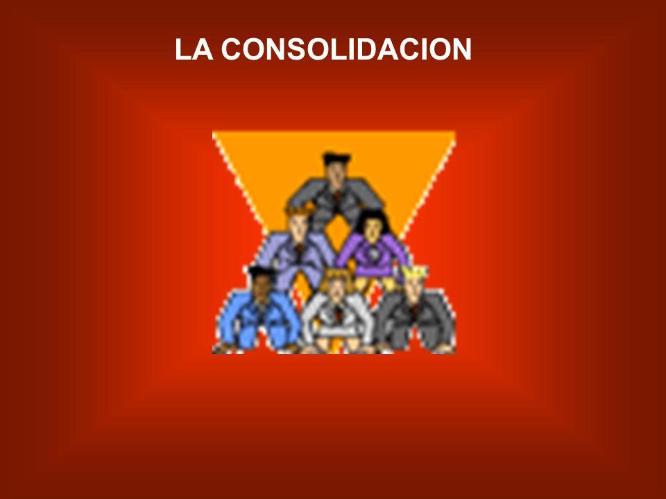 LA CONSOLIDACION