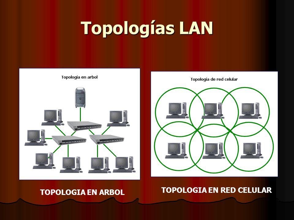 TOPOLOGIA EN RED CELULAR