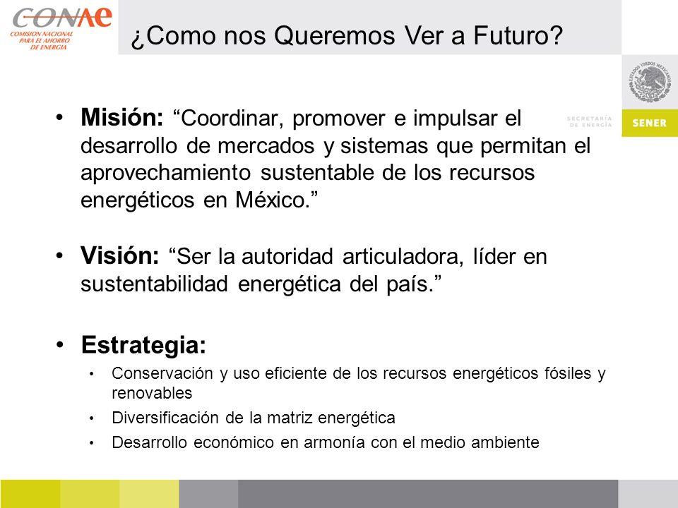 ¿Como nos Queremos Ver a Futuro
