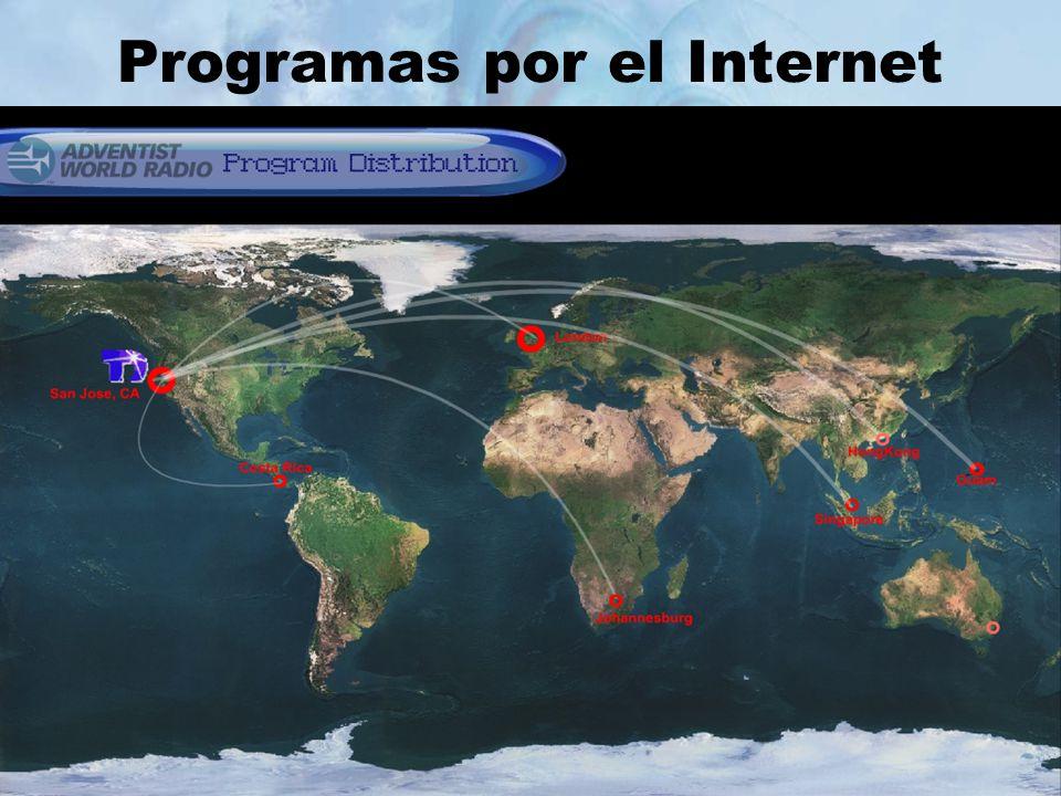 Programas por el Internet