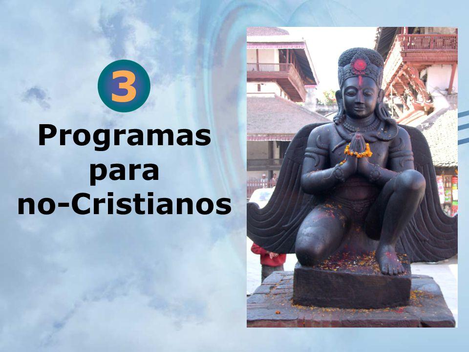 Programas para no-Cristianos
