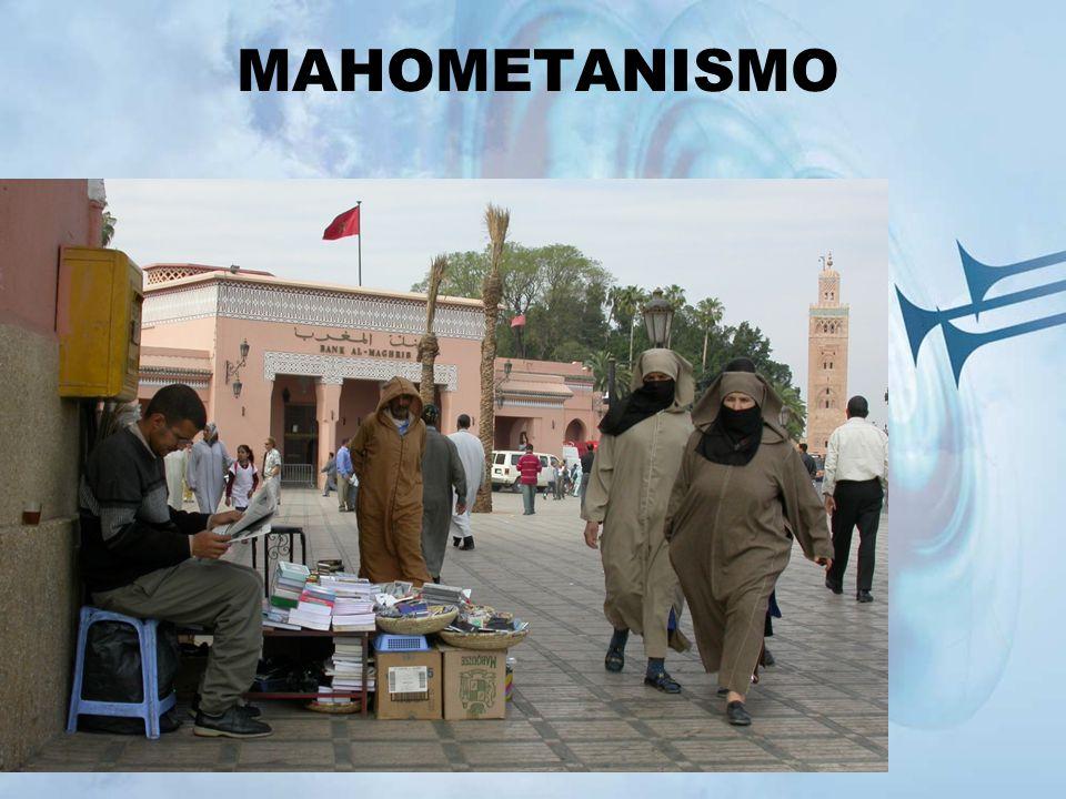 MAHOMETANISMO