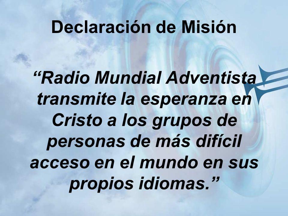 Declaración de Misión