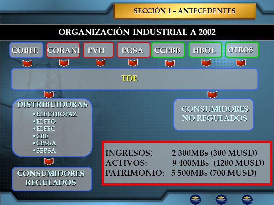 ORGANIZACIÓN INDUSTRIAL A 2002
