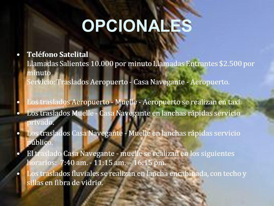 OPCIONALES