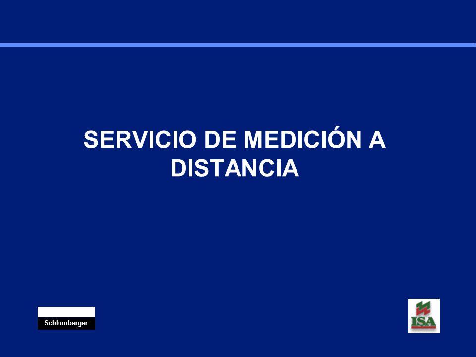SERVICIO DE MEDICIÓN A DISTANCIA