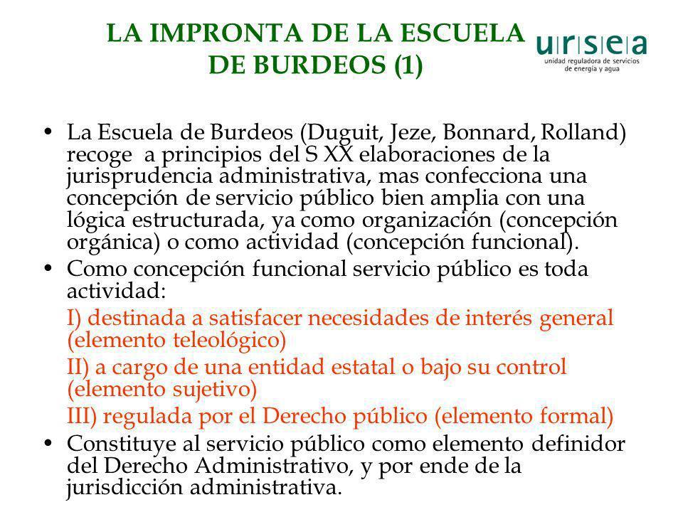 LA IMPRONTA DE LA ESCUELA DE BURDEOS (1)