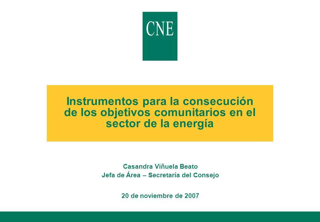 Casandra Viñuela Beato Jefa de Área – Secretaría del Consejo