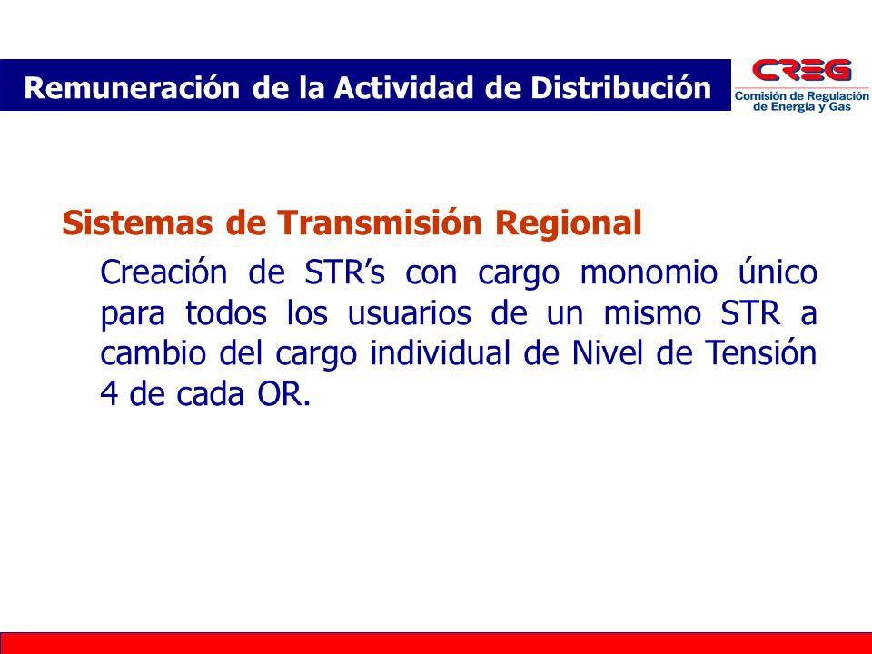 Sistemas de Transmisión Regional