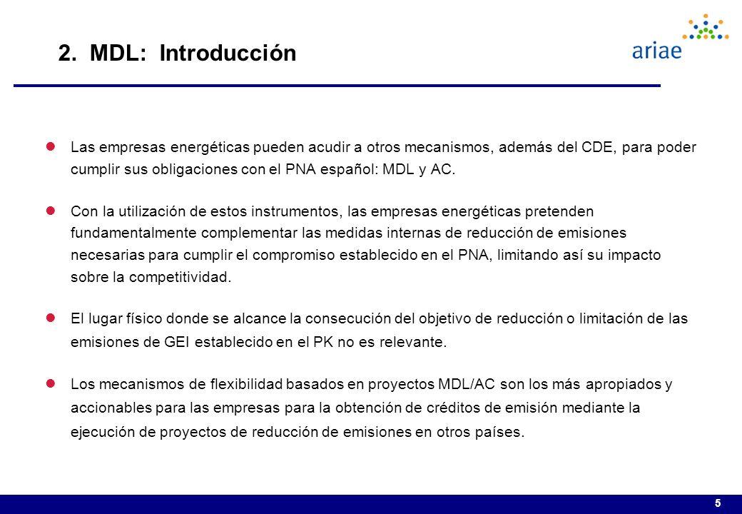 2. MDL: Introducción