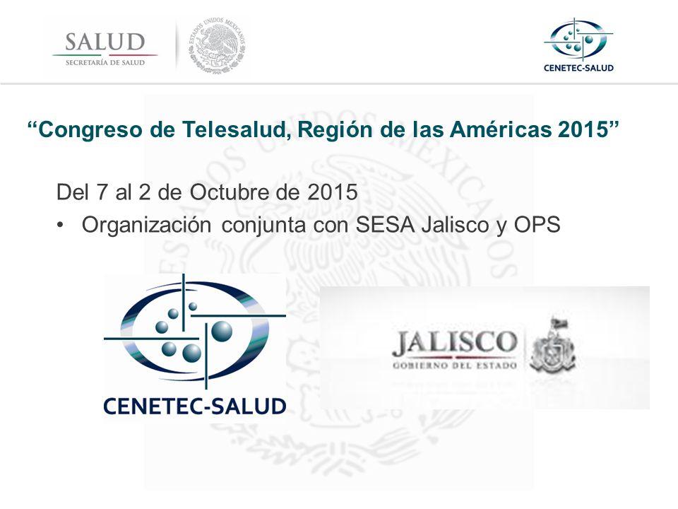 Congreso de Telesalud, Región de las Américas 2015
