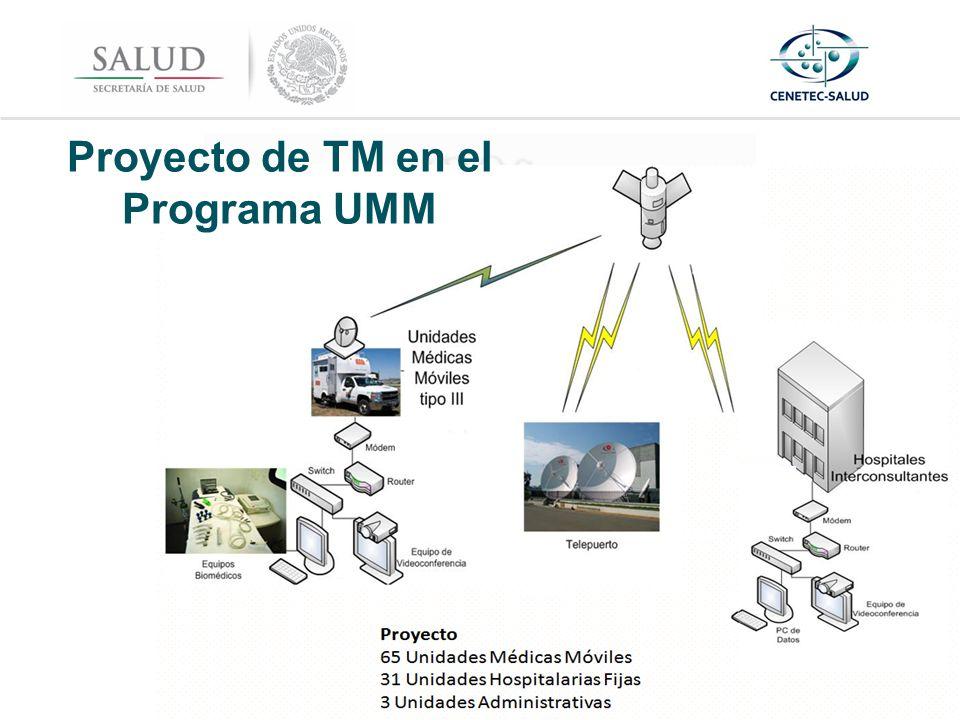 Proyecto de TM en el Programa UMM