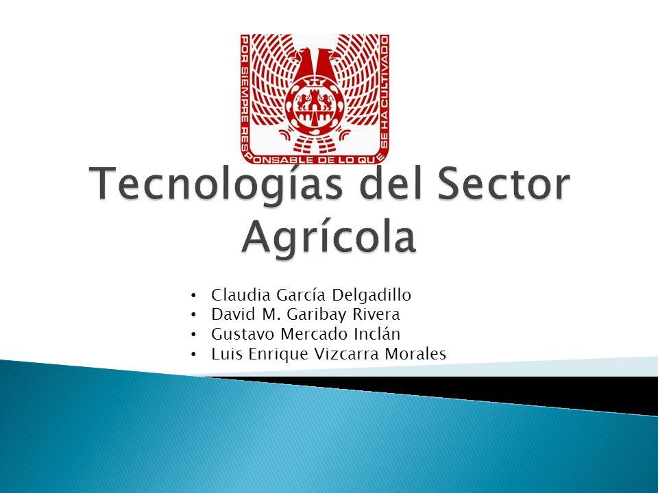 Tecnologías del Sector Agrícola