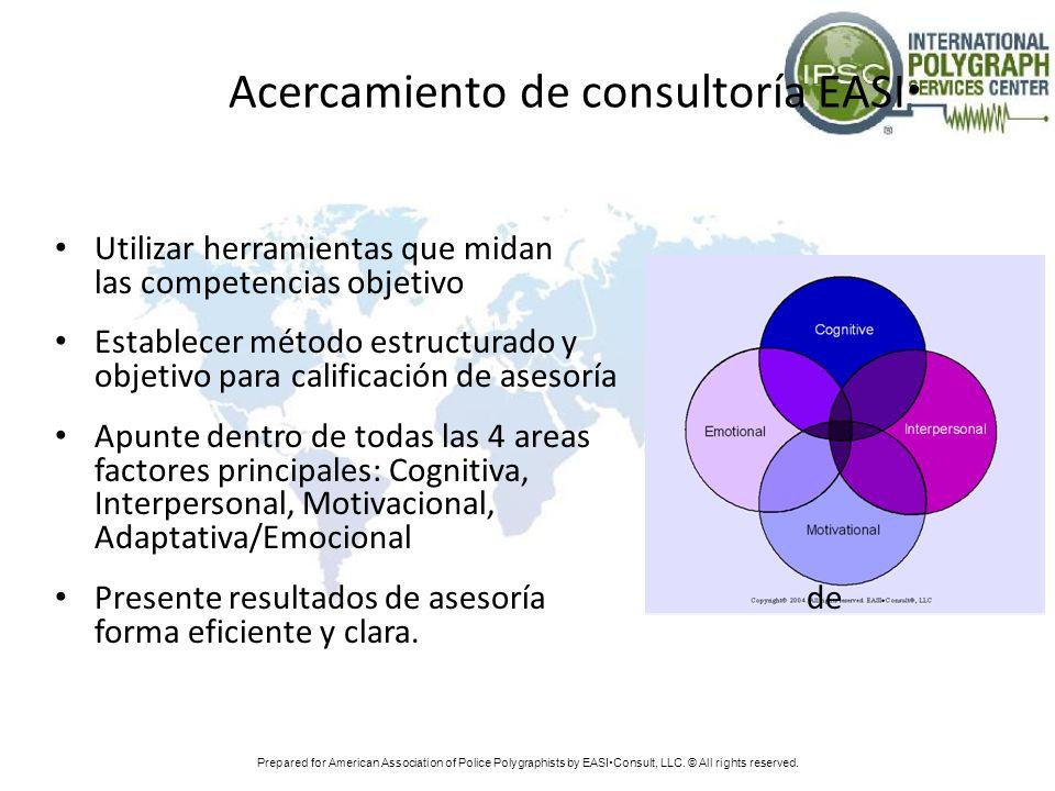 Acercamiento de consultoría EASI